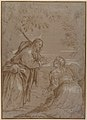 "Christ Appearing to Saint Mary Magdalen (""Noli Me Tangere""). MET 2008.178.1.jpg"