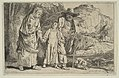 Christ Between His Parents Returning from the Temple MET DP814823.jpg