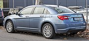 Chrysler 200 (JS) sedan IMG 3546.jpg