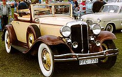 Chrysler Serie CD Cabriolet (1931)