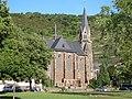 Church at St. Aldegund along the Moselriver - panoramio.jpg