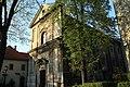 Church of Agnes of Rome in Kraków.jpg
