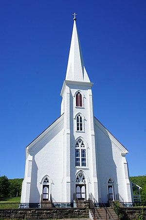 Mabou, Nova Scotia - St. Mary's Roman Catholic Church, Mabou