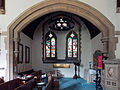 Church of the Holy Innocents, High Beach, Essex, England - north transept.jpg
