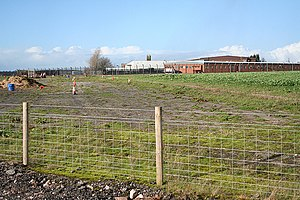 RAF Culmhead - Industrial estate, built on the site of the signals unit.  Taken in 2006