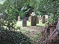Churchyard, Ashford Bowdler - geograph.org.uk - 1450232.jpg