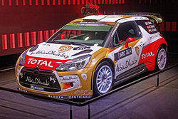 Citroën DS3 WRC - Mondial de l'Automobile de Paris 2014 - 007.jpg
