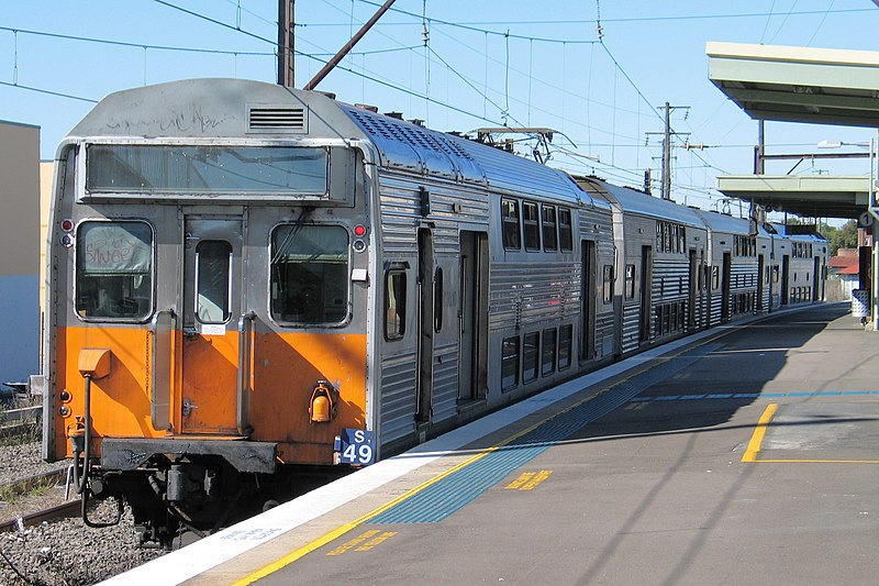 History Of Cityrail Conversion To Double Deck Trains