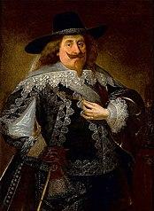 Portrait of Ladislaus IV Vasa