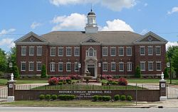 Claflin University Tingley Hall from NNW 1.JPG