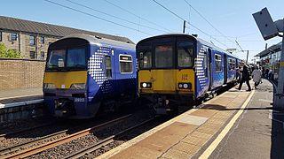 Abellio ScotRail Dutch Railway company of Scotland