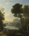 Claude - Landscape with Hagar and the Angel - NG61.png