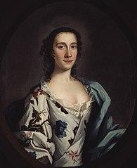 Clementina Walkinshaw, c 1720 - 1802. Mistress of Prince Charles Edward Stuart