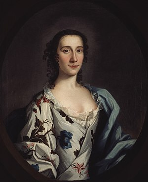 Clementina Walkinshaw - Clementina Walkinshaw, c. 1760.