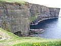 Cliffs by Point of Lyregeo - geograph.org.uk - 490201.jpg