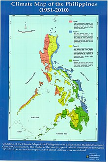 Climate Of The Philippines Wikipedia