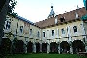 Cloître de l'Abbaye de Hautecombe