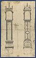 Clock Cases, in Chippendale Drawings, Vol. I MET DP104135.jpg