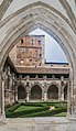 Cloister of the Saint Stephen cathedral of Cahors 14.jpg