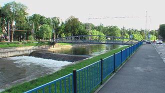 Cluj County - Someșul Mic in Cluj-Napoca