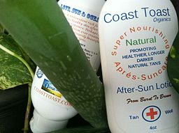 Coast Toast Apres Sun Lotion