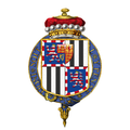 Coat of Arms of Louis Mountbatten, 1st Viscount Mountbatten of Burma, KG, KCB, GCVO, DSO, PC.png