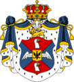 Coat of Arms of Prince Daniel I of Montenegro.png