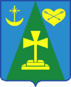 Coat of arms of Romenskyi Raion