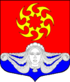 Coat of Arms of Zabor`evskoe Rural Settlement.png