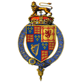 Coat of arms of Charles I, King of England.png