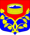 Coat of arms of Lugas rajons