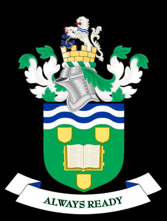 South Tyneside - Image: Coat of arms of South Tyneside Metropolitan Borough Council