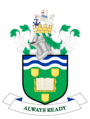Coat of arms of South Tyneside Metropolitan Borough Council.png