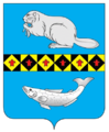 Coats of arms of Ustie Сilma.png