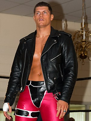 Cody Rhodes - Rhodes in June 2017
