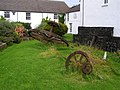 Cog wheels and things, Bushmills - geograph.org.uk - 529540.jpg