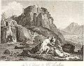 Collection de cent-vingt estampes, gravée d'après les tableaux and dessins qui composoient le cabinet de m. Poullain précédée d'un abrégé historique de la vie des auteurs qui la composent Cette suite (14592449007).jpg