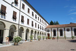 Maria Domenica Mazzarello - Collegio, the first community of the Daughters of Mary Help of Christians