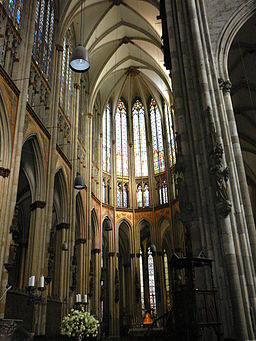 Cologne Cathedral interior