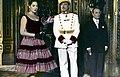 Columba Domínguez and Vittorio De Sica in Pan, amor y... Andalucía (1958).jpg