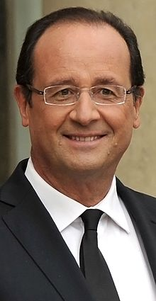 François Hollande, le 17 octobre 2012.