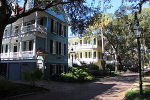 College of Charleston - Communication buildings