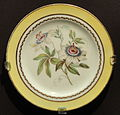 Composite Dessert Service - Passion Flower, c. 1796-1805, New Derby China Works, bone ash soft-paste porcelain, overglaze enamels, gilding - Gardiner Museum, Toronto DSC00818.JPG