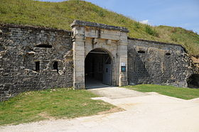 Image illustrative de l'article Fort du Mont-Bart
