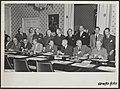 Conferenties, ambassadeurs, ministers, Boetselaar van Oosterhout C.G.w.H. Baron , Bestanddeelnr 044-0407.jpg