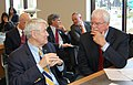 Congressman George Miller attends Lawrence Berkeley National Laboratory's press conference to welcome the second campus to the City of Richmond, CA (6752281247).jpg