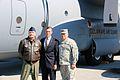 Congressman John Carney visits the Delaware Air National Guard Base 141006-Z-ZB970-070.jpg