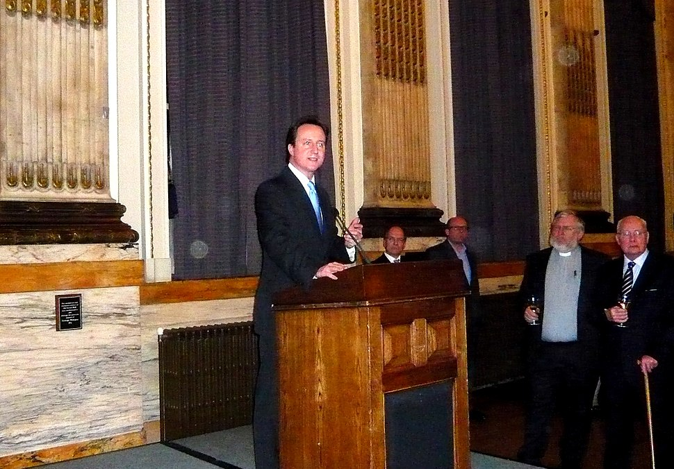 Conservative Party Reception