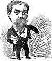 Constantin Jiquidi - Vintilă C. A. Rosetti, Foaia Populară, 19 mar 1900.JPG