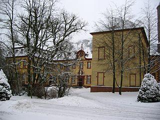 Steinfeld Abbey monastery